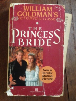 Caitlins copy of The Princess Bride