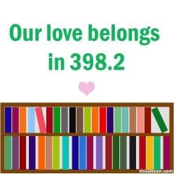 Literary Valentine