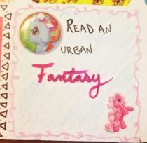 read an urban fantasy