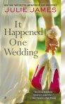 It Happened One Wedding, Julie James