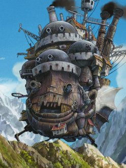 Howl's Moving Castle, 2004