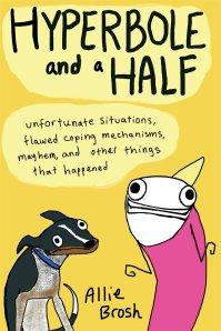 Hyperbole and a Half, Allie Brosh