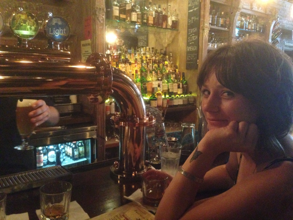 From Coast to Coast: Part Two - Literary Happy Hour (1/2)