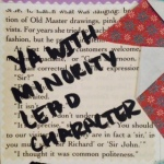 Literary Bingo