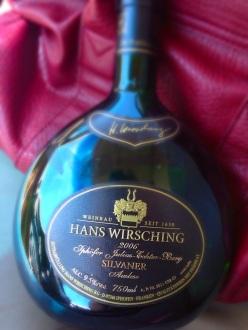 Silvaner wine