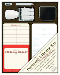 personal library kit-200