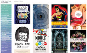 NPR's Best Books app helps you filter through the 250 best books of 2014 (as well as previous years!)