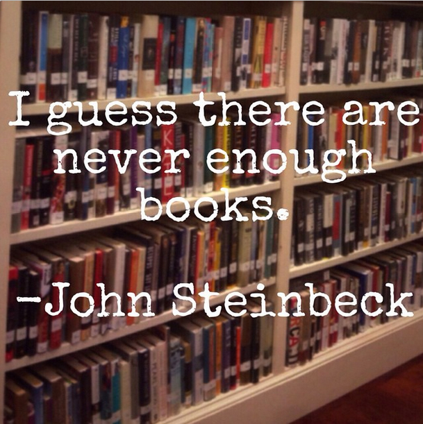 john steinbeck books quote