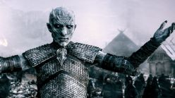 "Night King is all like, ""Come at me, bro."" Image source: HBO Viewer's Guide"